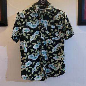 Cactus Aloha Button up Shirt